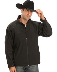 Exclusive Gibson Trading Co. Black Performance Jacket at Sheplers