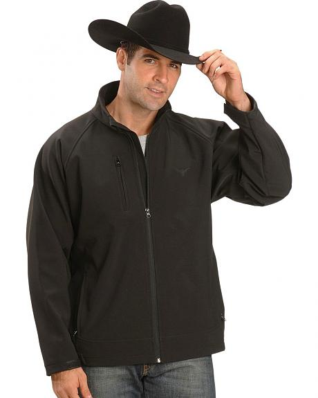 Exclusive Gibson Trading Co. Black Performance Jacket