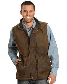 Outback Trading Co. Deer Hunter Oilskin Vest
