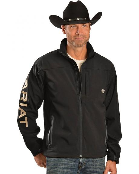 Ariat Logo Soft Shell Jacket