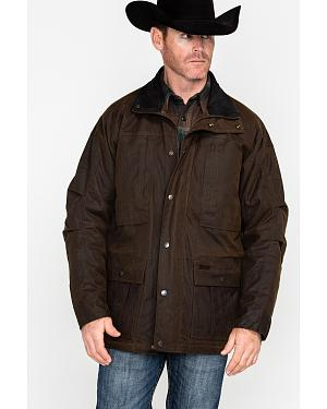 Outback Trading Co. Deer Hunter Oilskin Jacket