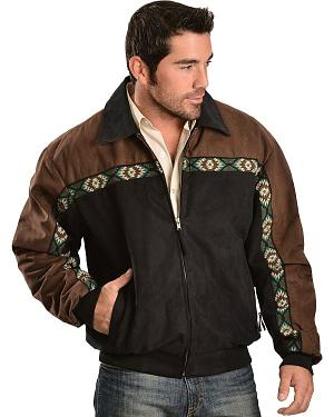Cripple Creek Aztec Border Jacket
