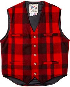 Schaefer Garrison Plaid Vest