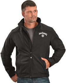 Jack Daniel's Men's Softshell Zip-Up Jacket