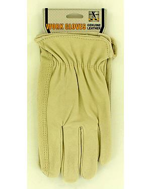 HDXtreme Pigskin Work Gloves