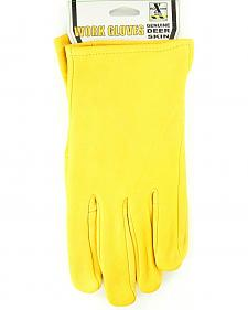 HD Xtreme Deerskin Gloves