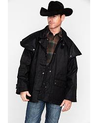 Outback Trading Co. Short Oilskin Duster at Sheplers