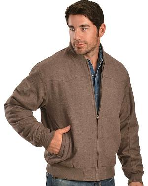Red Ranch Western Yoke Wool Jacket