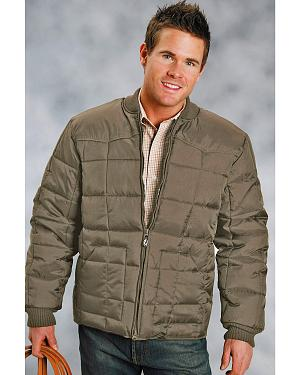 Roper Quilted Nylon Jacket