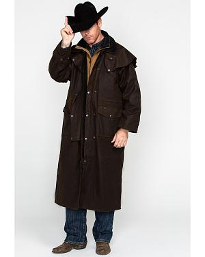 Outback Trading Co. Stockman Oilskin Duster