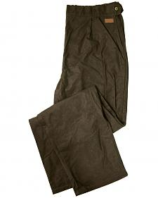 Outback Trading Co. Oilskin Cotton Pants