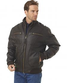Cripple Creek Zip-front PVC Polyfill Jacket