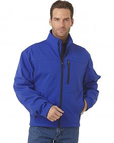 Cripple Creek Relentless Water Resistant Bonded Fleece Zip-front Jacket