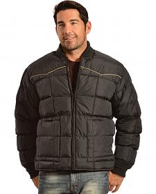 Ely Cattleman Men's Polyfill Quilted Jacket