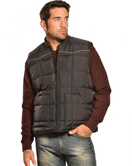 Ely Cattleman Men's Polyfill Quilted Vest