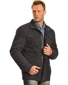 Powder River Outfitters Men's Lyndon Wool Jacket