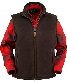 Outback Trading Company Men's Summit Fleece Vest