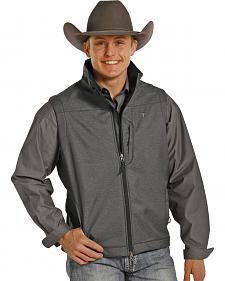 Tuf Cooper Performance Soft Shell Fleece Vest