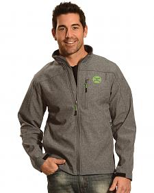 Hooey Men's Charcoal Grey Lime Jacket