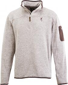Browning Men's Oatmeal Laredo Sweater