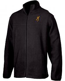 Browning Men's Black Laramie Fleece Jacket