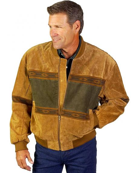 Scully Leather Arena Jacket