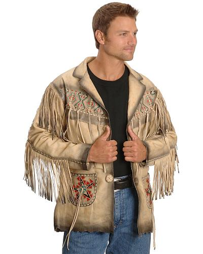 Kobler Maricopa Leather Jacket Western & Country MARICOPA CREAM