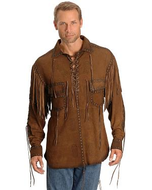 Kobler Cheval Leather Shirt