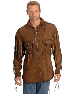Kobler Cheval Leather Shirt