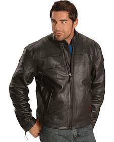 Milwaukee Motorcycle Maverick Leather Jacket