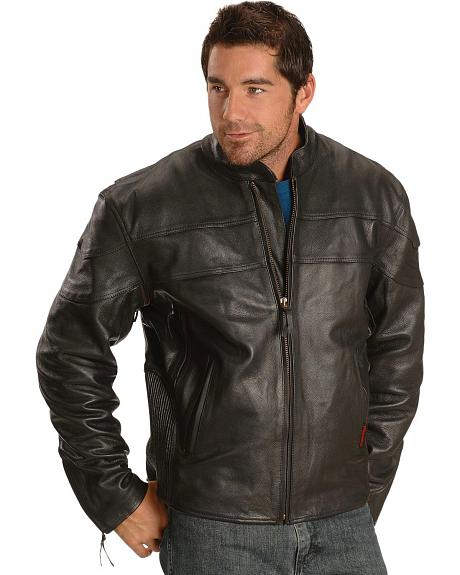 Milwaukee Motorcycle Maverick Leather Jacket
