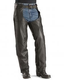 Milwaukee Gunslinger Leather Chaps