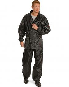 Milwaukee Unisex Motorcycle Rain Suit