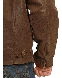 Cripple Creek Western Bomber Jacket at Sheplers