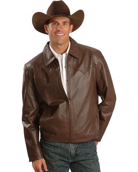 Scully Western Leather Jacket