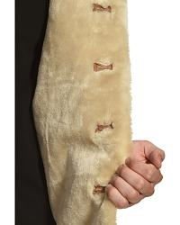 China Leather Collection Men's Sherpa-Lined Suede at Sheplers