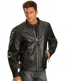 Interstate Leather Vented Touring Jacket
