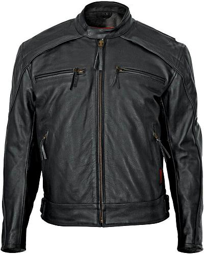 Milwaukee Leather Scooter Jacket Western & Country M5254 REG