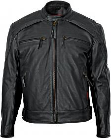 Milwaukee Motorcycle Leather Scooter Jacket