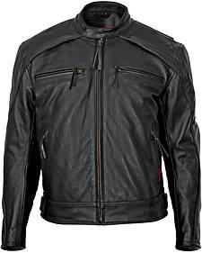 Milwaukee Motorcycle Leather Scooter Jacket