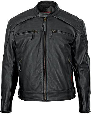 Milwaukee Motorcycle Scooter Leather Jacket - XL