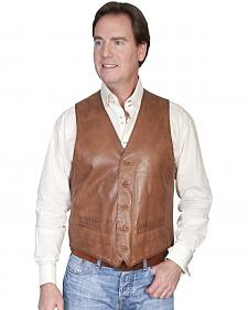 Scully Premium Lamb Leather Vest