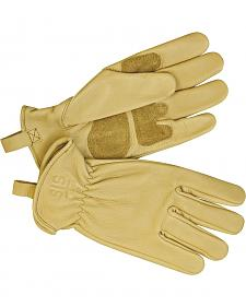 STS Ranchwear Deerskin Gloves