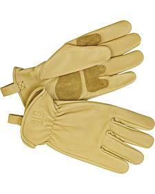 STS Ranchwear Deerskin Gloves