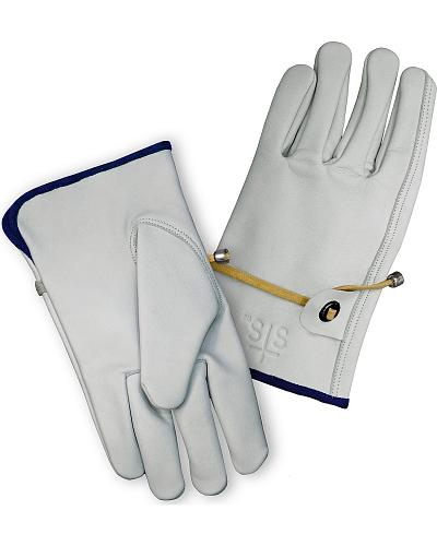 STS Ranchwear Off-White Gloves Western & Country STS7844