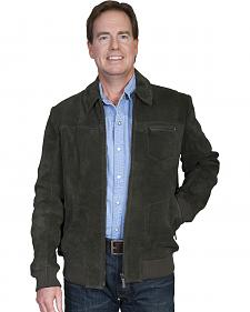 Scully Men's Suede Jacket