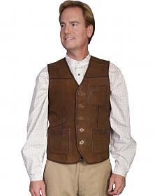 Scully Lamb Suede Vest
