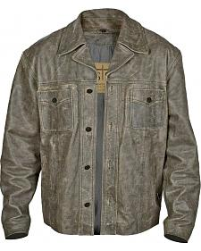 STS Ranchwear Men's Preacher Jacket