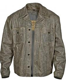 STS Ranchwear Men's Preacher Jacket - 2XL-3XL
