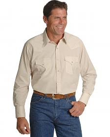 Ely Classic Western Shirt - Tall, Big/Tall - Custom Fit, Neck & Sleeve Sizing